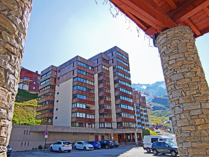 Le srac 1467472,Cuarto de hotel en Val Thorens, en los Alpes, Francia para 2 personas...