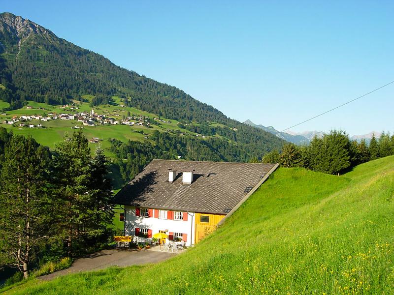 Elsa 1468133,Casa rural en Blons, Vorarlberg, Austria para 4 personas...
