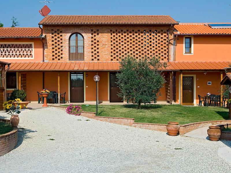Trilocale 1468287,Casa rural  con piscina privada en Orentano, Rome, Italia para 4 personas...
