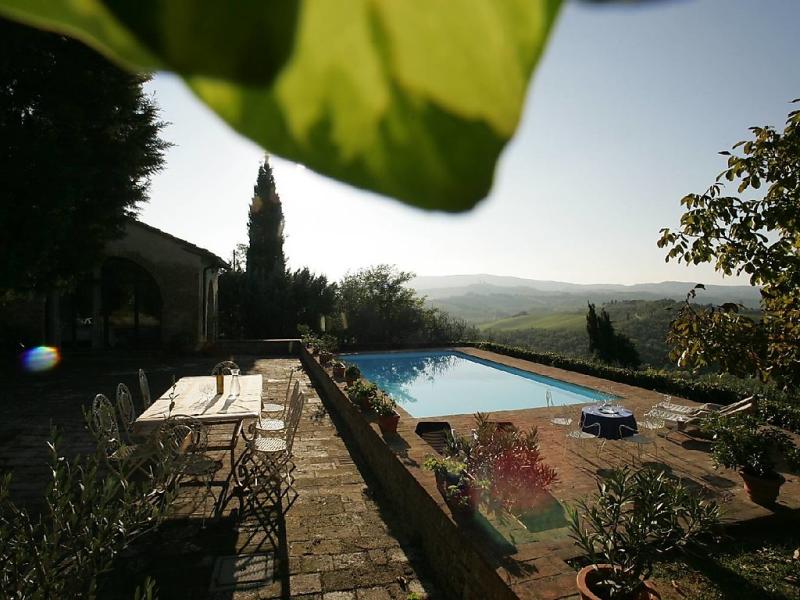 Vedi torre 1474295,Casa rural  con piscina privada en San Gimignano, en Toscana, Italia para 10 personas...