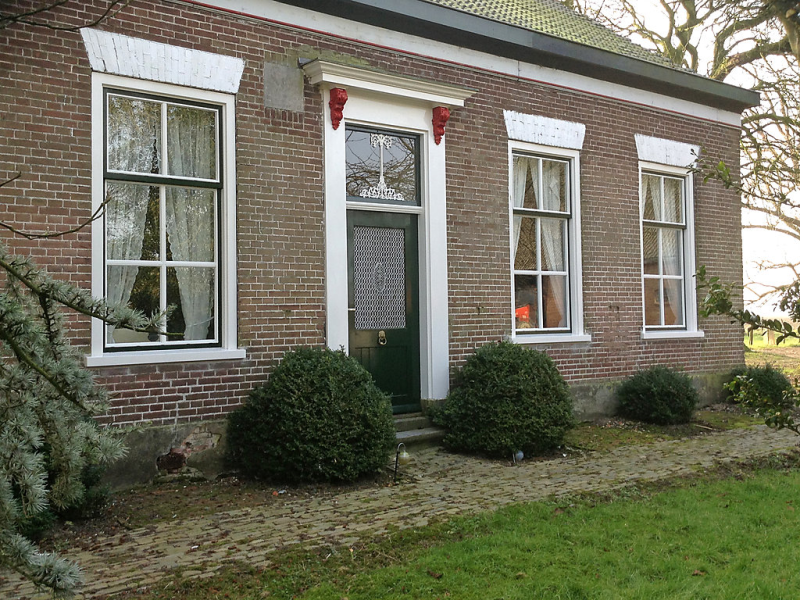 Groepswoning de appelgaard 1478920,Casa rural en Zaamslag, Zeeland, Holanda para 18 personas...
