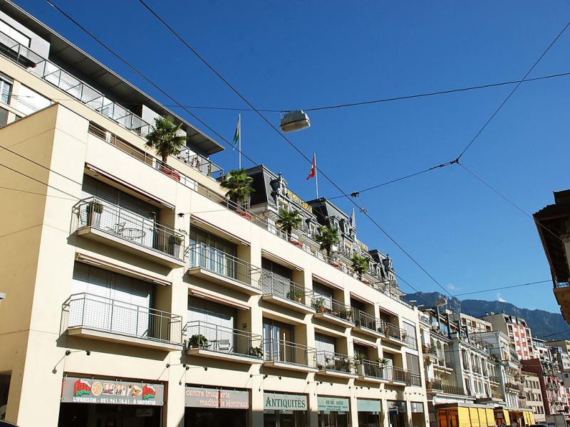 Appt 203 1482251,Cuarto de hotel en Montreux, Vaud, Suiza para 4 personas...