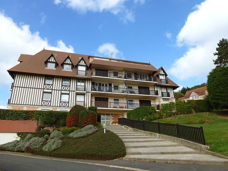 Les corniches du mont canisy 1482690,Cuarto de hotel en Blonville-Sur-Mer, Normandy, Francia para 4 personas...