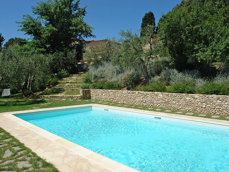 Casa delle fiabe 1484286,Casa rural  con piscina privada en San Casciano Val di Pesa, Chianti, Italia para 12 personas...