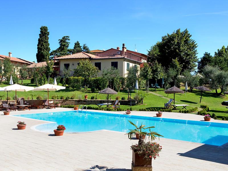 Tipologia trilocale 1485376,Casa rural  con piscina privada en Fucecchio, en Toscana, Italia para 6 personas...