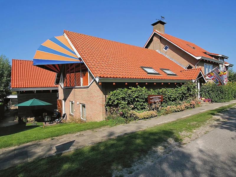 Zon 1485753,Casa rural en Wissenkerke, Zeeland, Holanda para 4 personas...