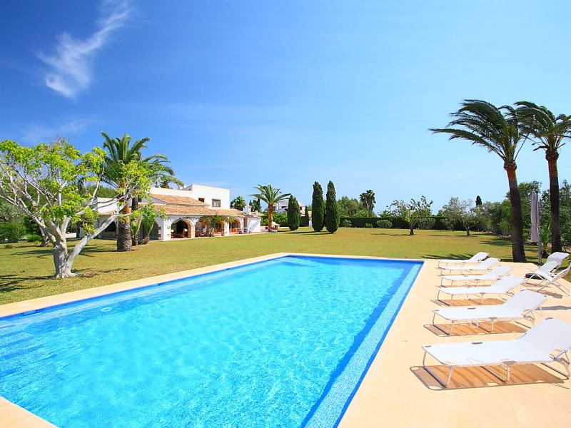El torrero 1485899,Casa rural  con piscina privada en Jávea, en la Costa Blanca, España para 12 personas...
