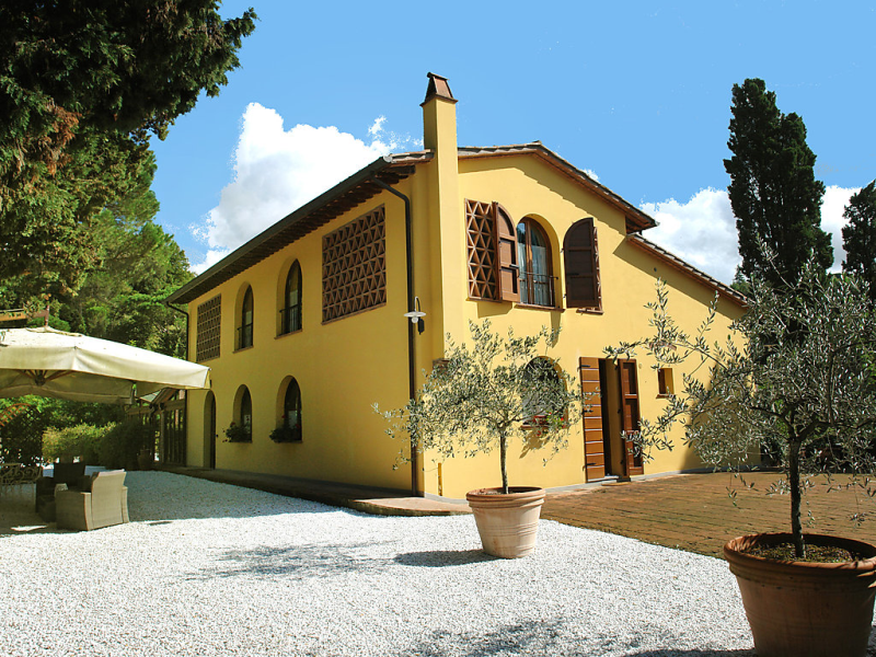 La gora 1486457,Casa rural en Montopoli in Valdarno, Rome, Italia  con piscina privada para 10 personas...