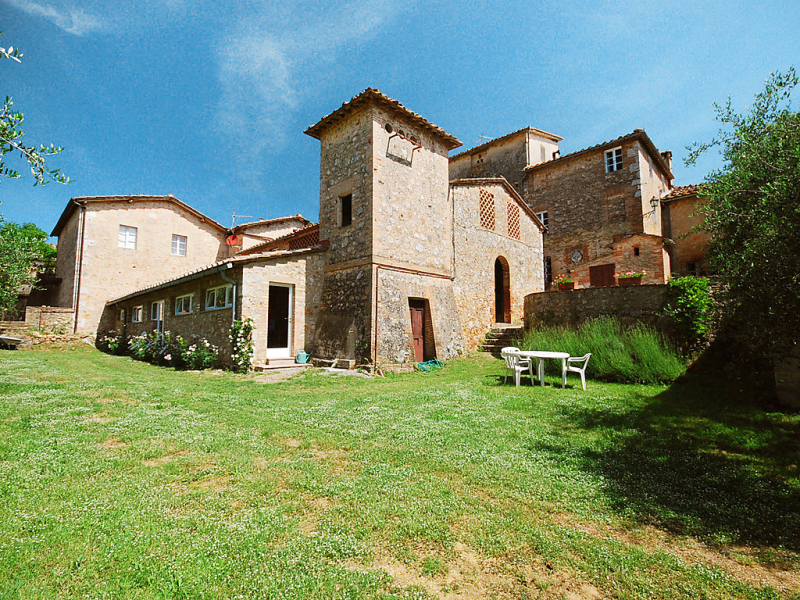 Il ginepro 1486698,Casa rural en Sovicille, en Toscana, Italia  con piscina privada para 4 personas...