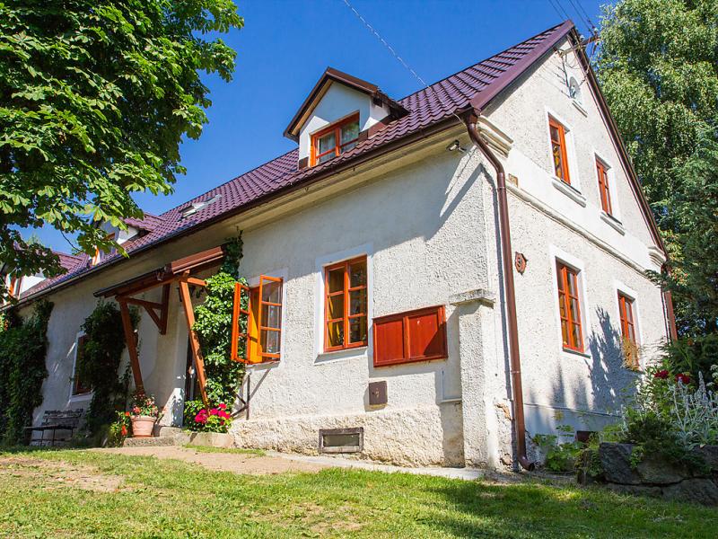 1488185,Casa rural en Teplá, Karlsbad and vicinity, Chequia  con piscina privada para 6 personas...