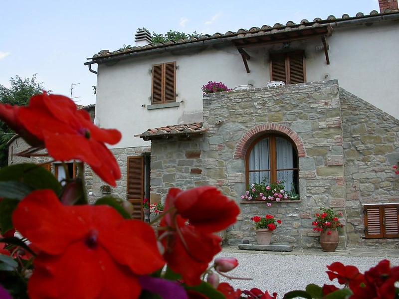 Casaghezzi 1488584,Casa rural en Cortona, en Toscana, Italia  con piscina privada para 5 personas...