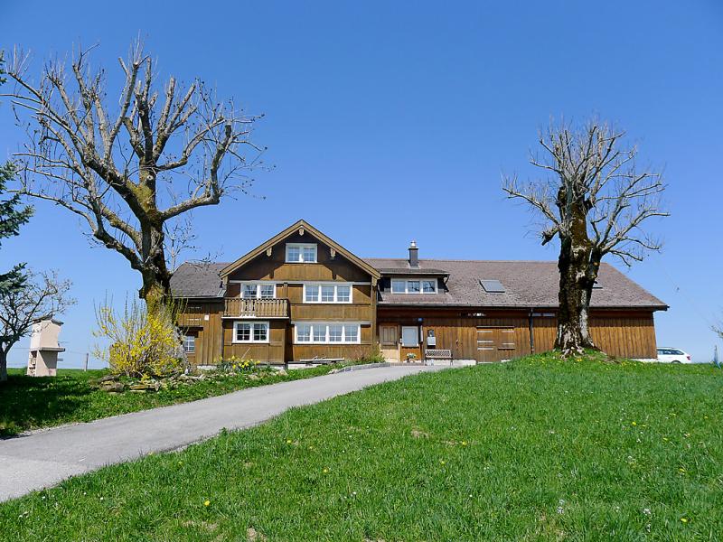 Alpsteinblick 1489038,Casa rural en Schlatt - Haslen, East Switzerland, Suiza para 3 personas...