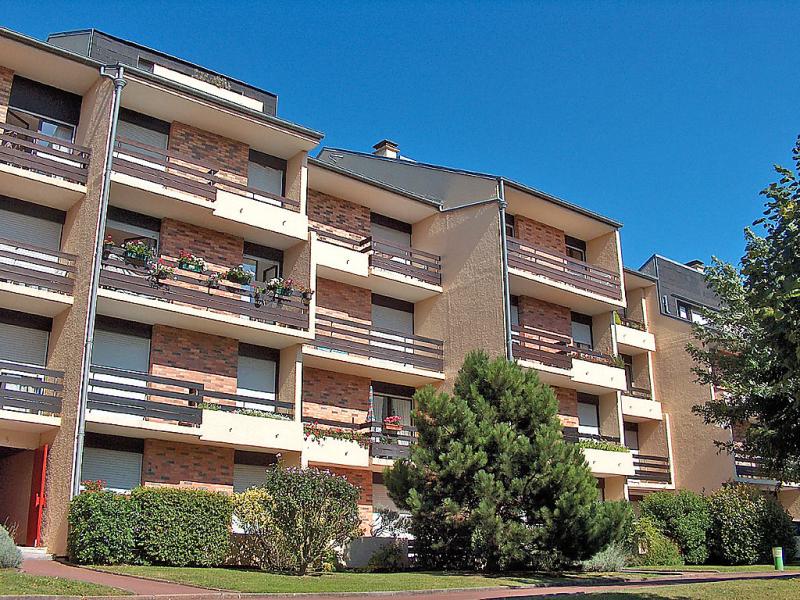 Le sporting 1491384,Cuarto de hotel en Cabourg, Normandy, Francia para 4 personas...