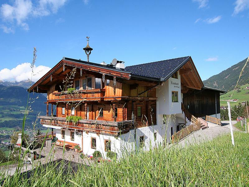 Hrhager 1492483,Maison rurale à Kaltenbach, Tyrol, Autriche pour 3 personnes...