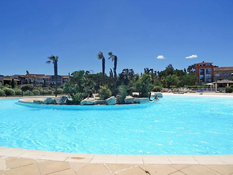 Les marines 1492985,Cuarto de hotel  con piscina privada en Saint-Tropez, Var, Francia para 4 personas...