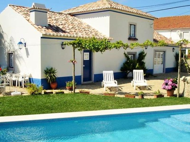 Cantinho da aldeia sintra ericeira 1493074,Casa rural  con piscina privada en Sintra, Lisboa, Portugal para 5 personas...