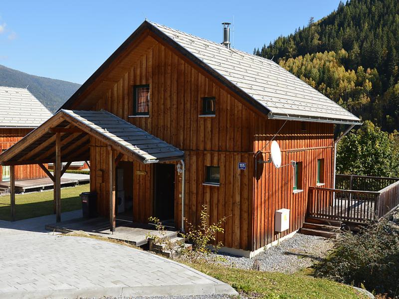 Chalet typ 4sz 1493077,Casa rural en Stadl an der Mur, Steiermark, Austria para 9 personas...