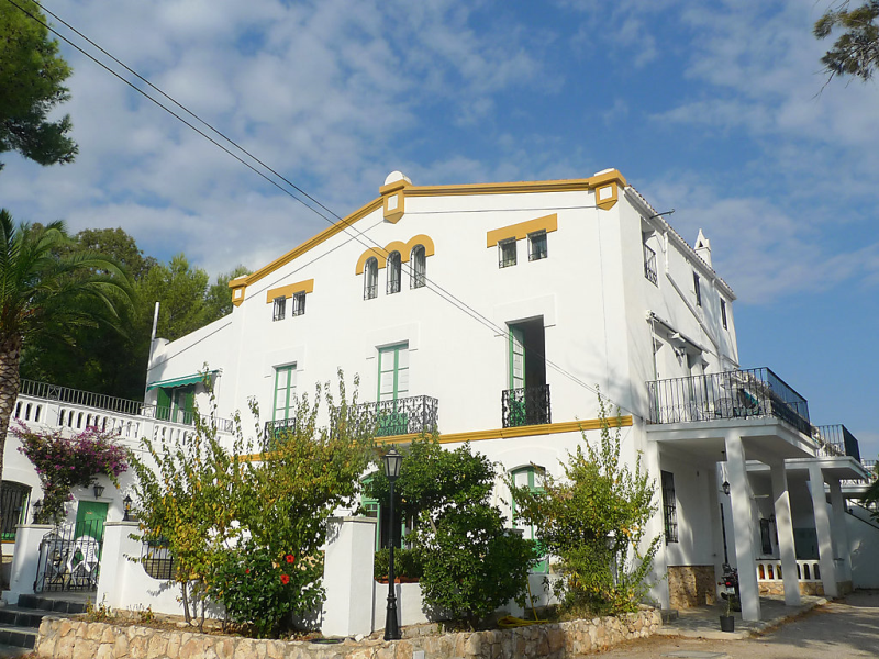 Masia torrents 1493094,Apartamento  con piscina privada en Cunit, Catalunya, España para 3 personas...