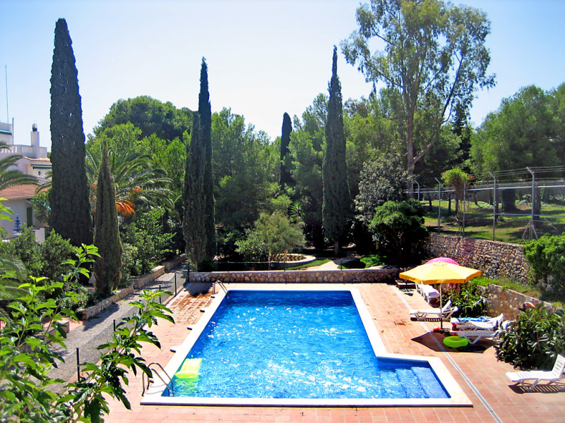 Masia torrents 1493108,Apartamento  con piscina privada en Cunit, Catalunya, España para 2 personas...