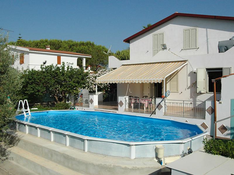 Villa iole 1493146,Casa rural  con piscina privada en Fontane Bianche, Sicily, Italia para 8 personas...