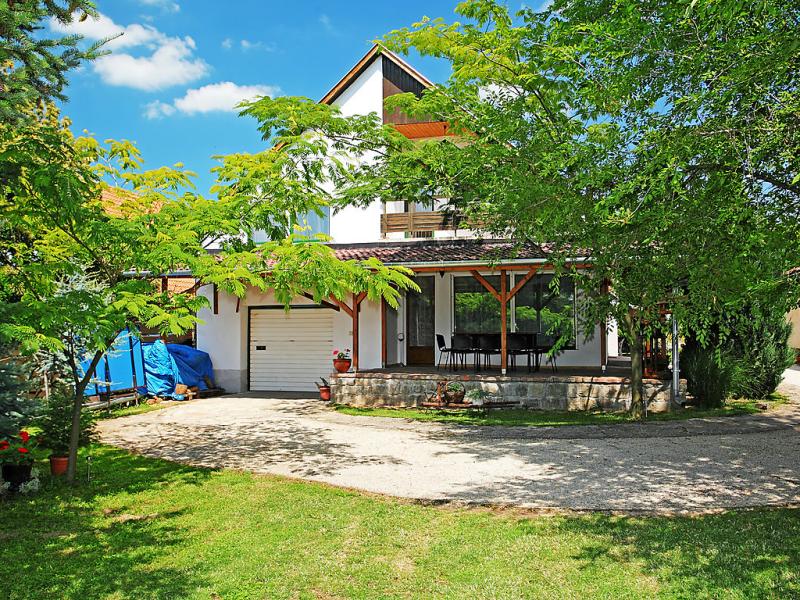 1493309,Villa en Balatonboglar-Szemes, Balaton Somogy, Hungría para 4 personas...