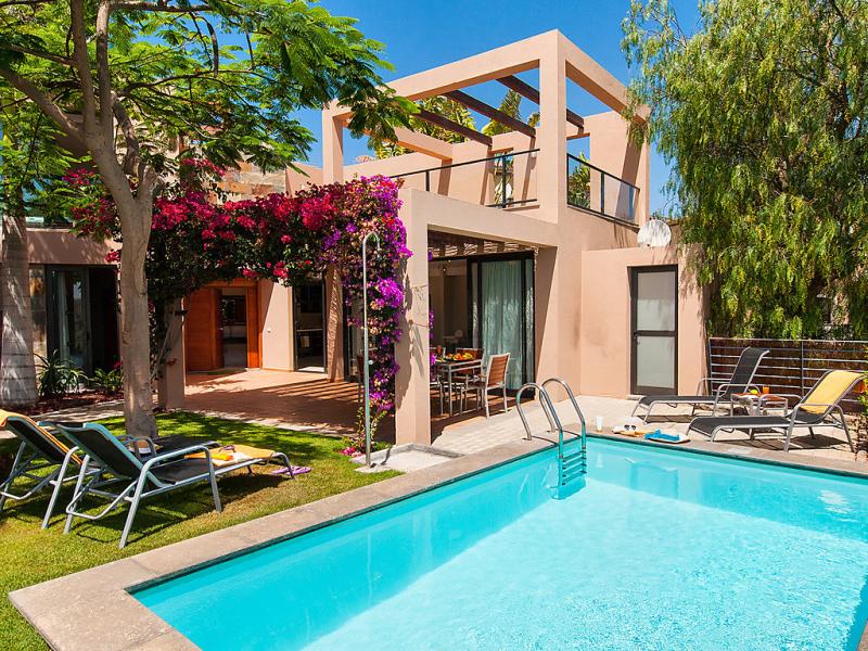 Las terrazas 12 1493509,Casa rural en Maspalomas, Gran Canaria, España  con piscina privada para 4 personas...
