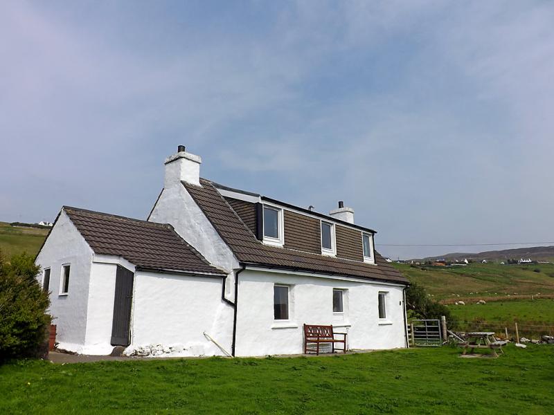 Gesto 1493548,Casa rural en North East Skye, Scotland, Reino Unido para 5 personas...