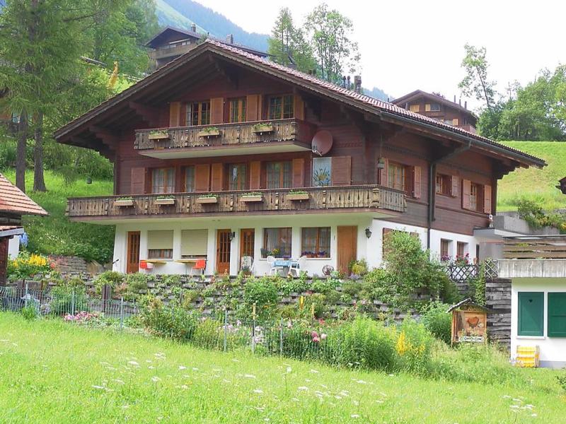 Stckli studio 1493752,Casa en Lenk, Bernese Oberland, Suiza para 2 personas...