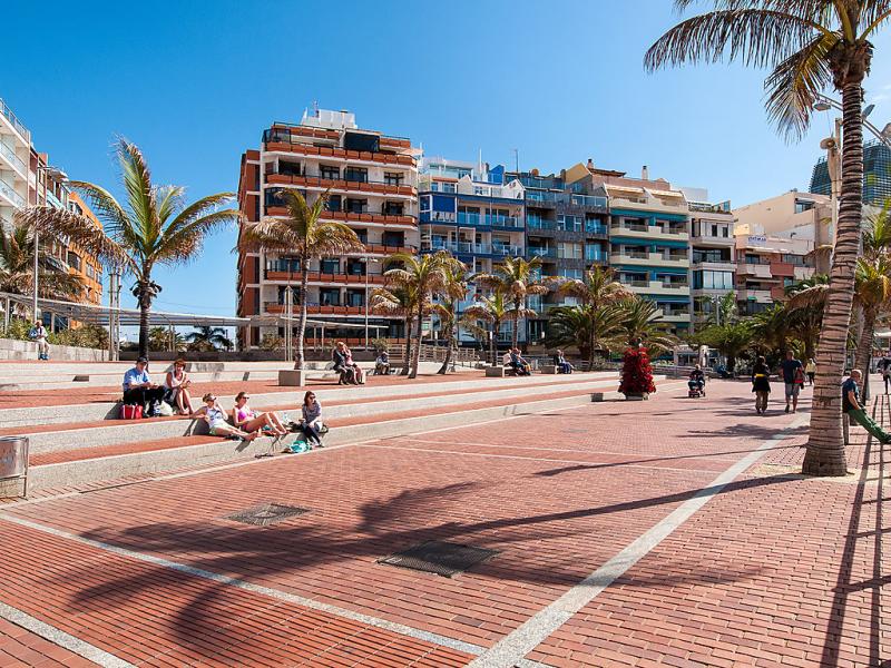 Beach apartment in las palmas city 1493762,Apartamento en Las Palmas, Gran Canaria, España para 2 personas...