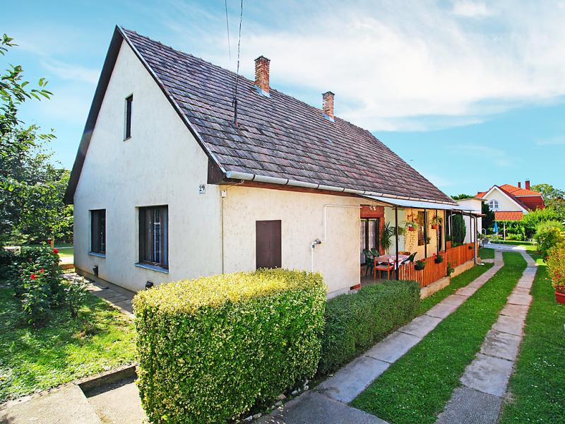 1493787,Villa en Balatonföldvár, Balaton Somogy, Hungría para 4 personas...