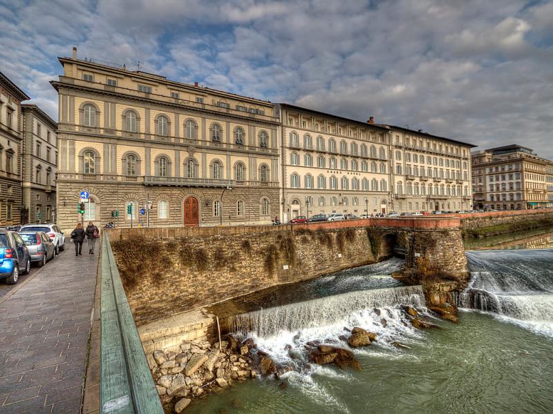 Lungarno vespucci 1493818,Apartamento en Florence, Tuscany, Italia para 6 personas...