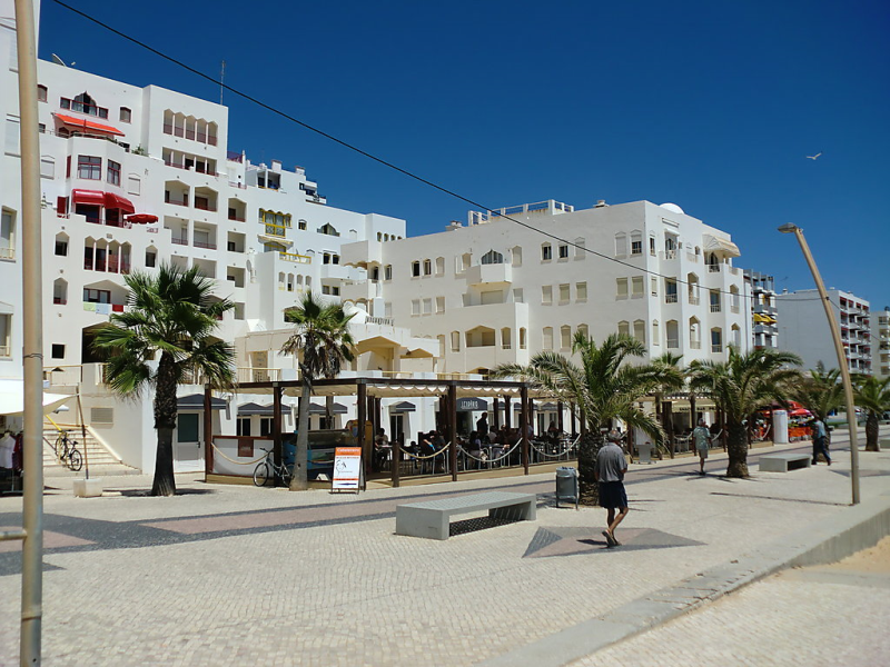 T2 atlntida 01 1494066, Apartment in Quarteira, on the Algarve, Portugal for 6 persons...