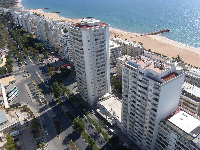 T1 one bedroom 1494122, Apartment in Quarteira, on the Algarve, Portugal for 4 persons...