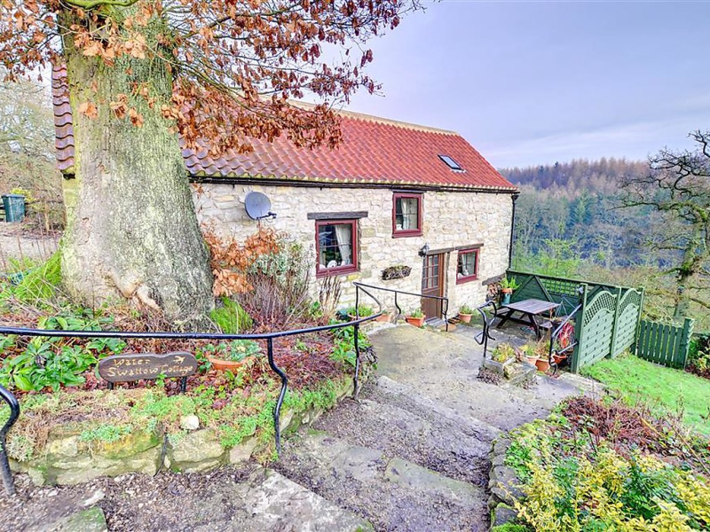 Sunrise 1494203, Casa rural en Rosedale Abbey, North, Reino Unido para 4 personas...