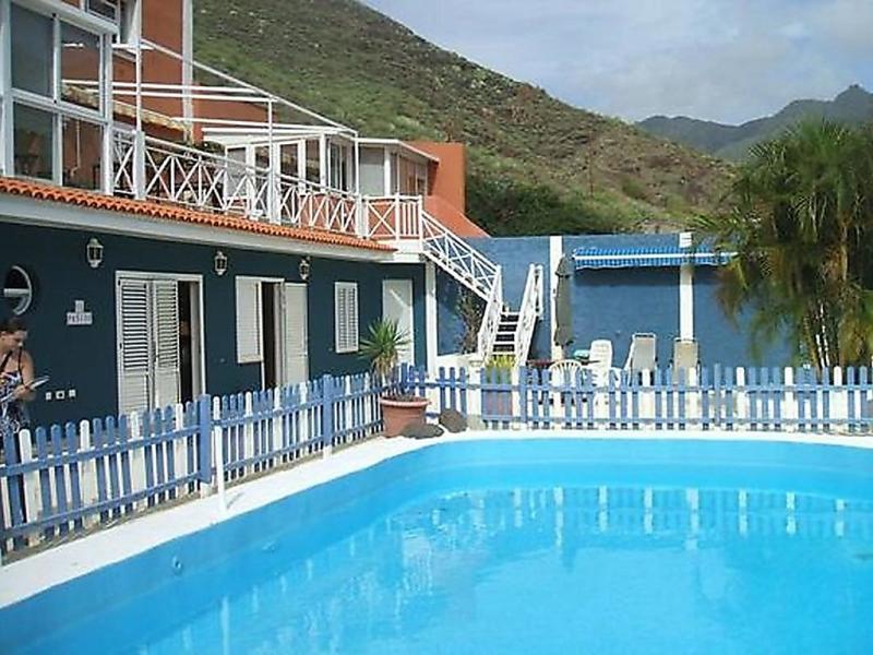 Finca rose i 1494240,Apartamento  con piscina privada en San Andrés, Tenerife, España para 2 personas...