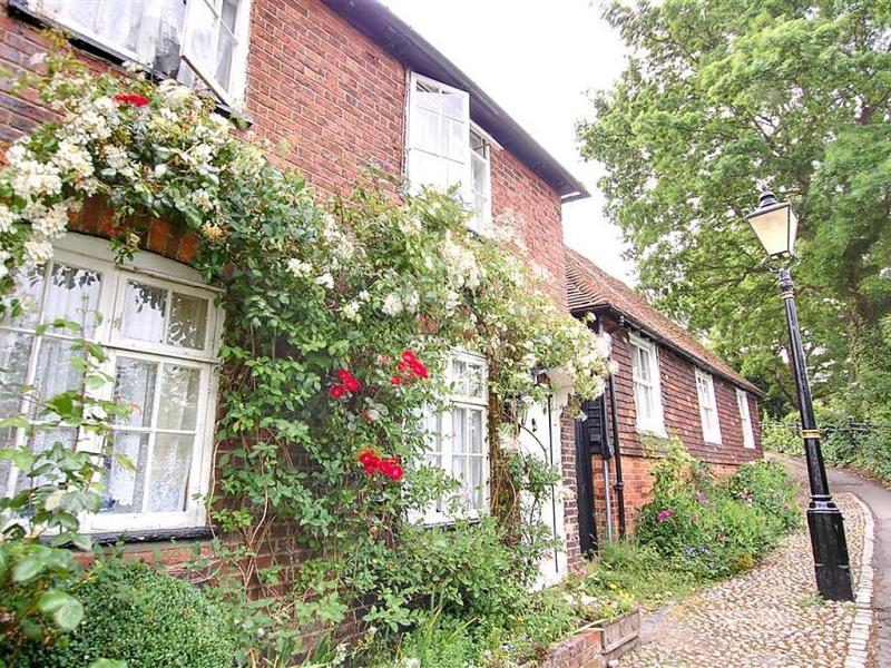 Traders pass cottage 1494249,Casa rural en Rye, South-East, Reino Unido para 3 personas...