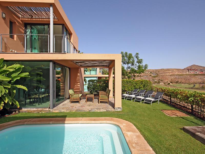 Villa los lagos 13 1494283,Casa rural en Maspalomas, Gran Canaria, España  con piscina privada para 4 personas...