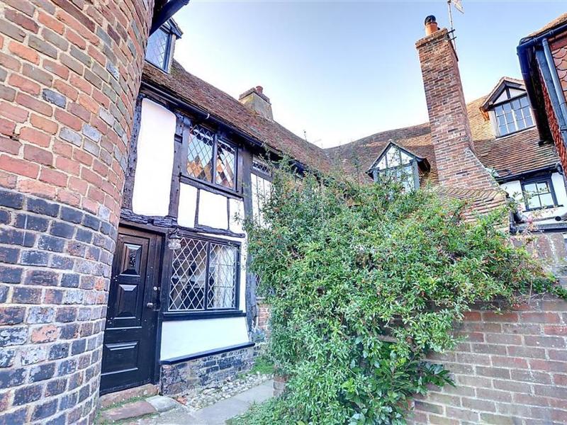 Hucksteps 1494351,Casa rural en Rye, South-East, Reino Unido para 3 personas...