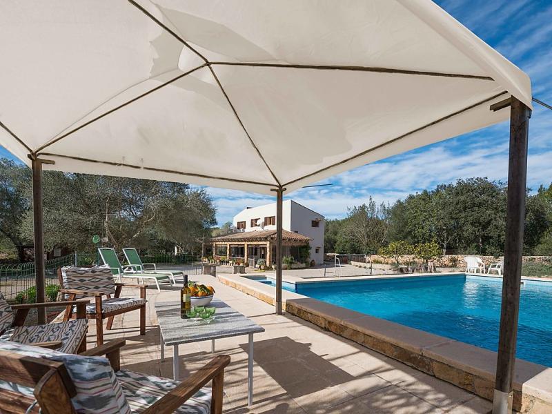 Ses tanques 1494367,Landelijk huis  met privé zwembad in Llucmajor, op Mallorca, Spanje voor 6 personen...