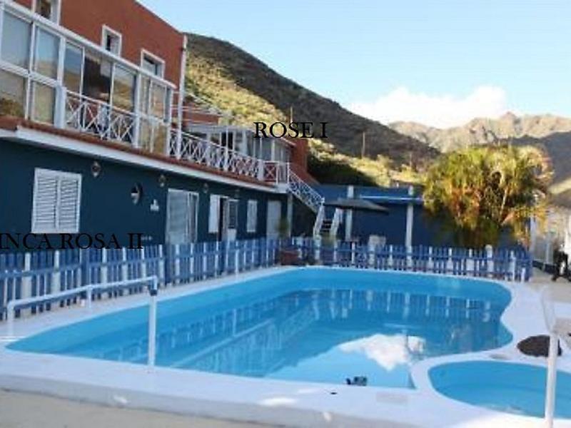 Finca rosa ii 1494388,Apartamento en San Andrés, Tenerife, España  con piscina privada para 3 personas...