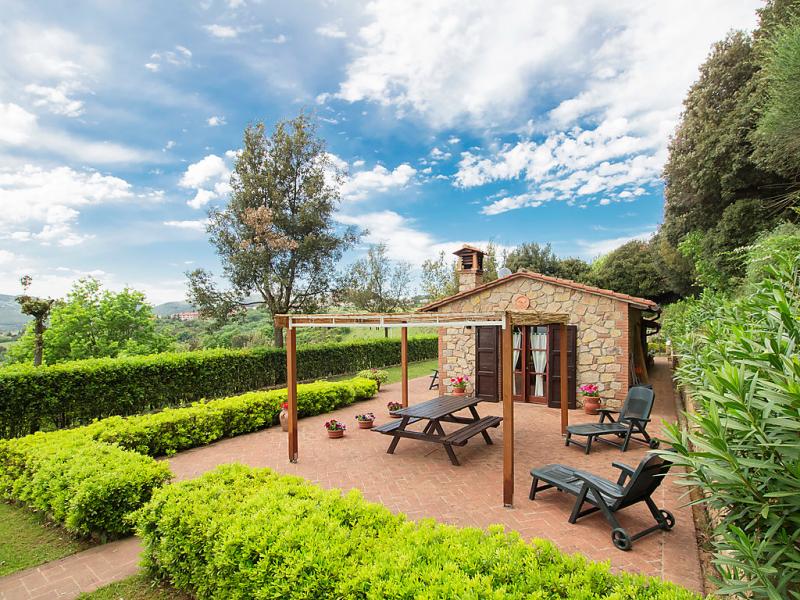 1494801,Villa en Roccastrada, en Toscana, Italia para 4 personas...