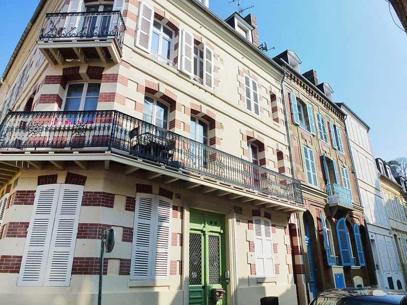 Bonsecours 1494995,Apartamento en Deauville, Calvados, Francia para 3 personas...