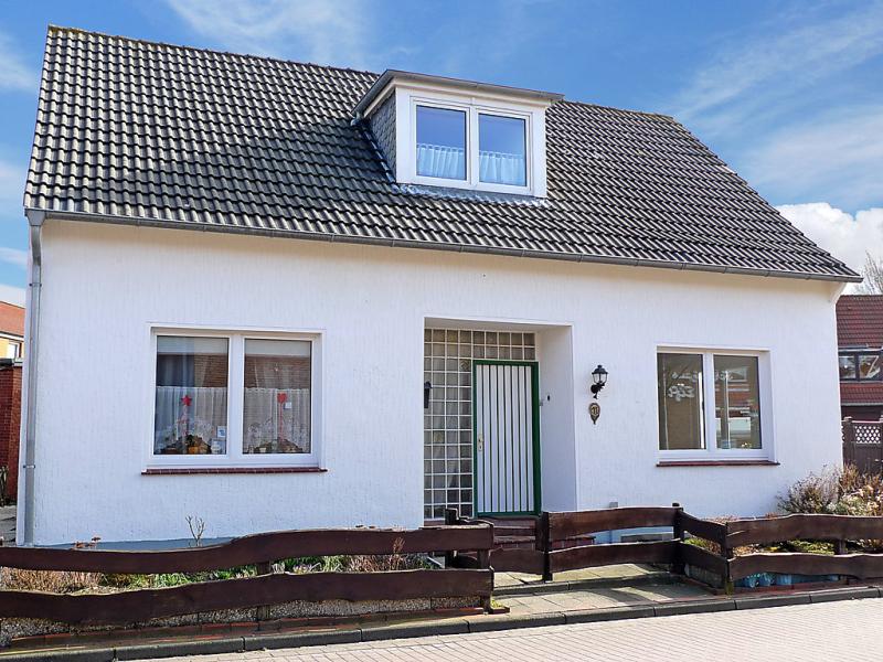 Inselperle 1495185,Apartamento en Borkum, North Sea, Alemania para 4 personas...