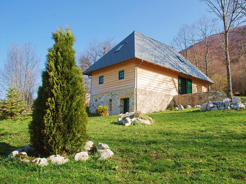 1495319,Vivienda de vacaciones en Plitvice, Kvarner Hills, Croacia para 6 personas...