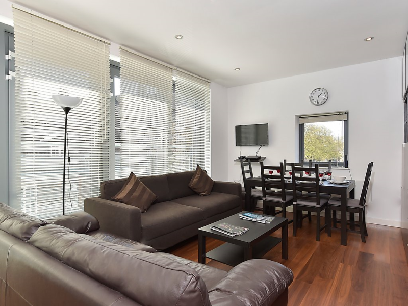 Mc auley 1495327,Apartamento en London South Bank, Greater London, Reino Unido para 4 personas...