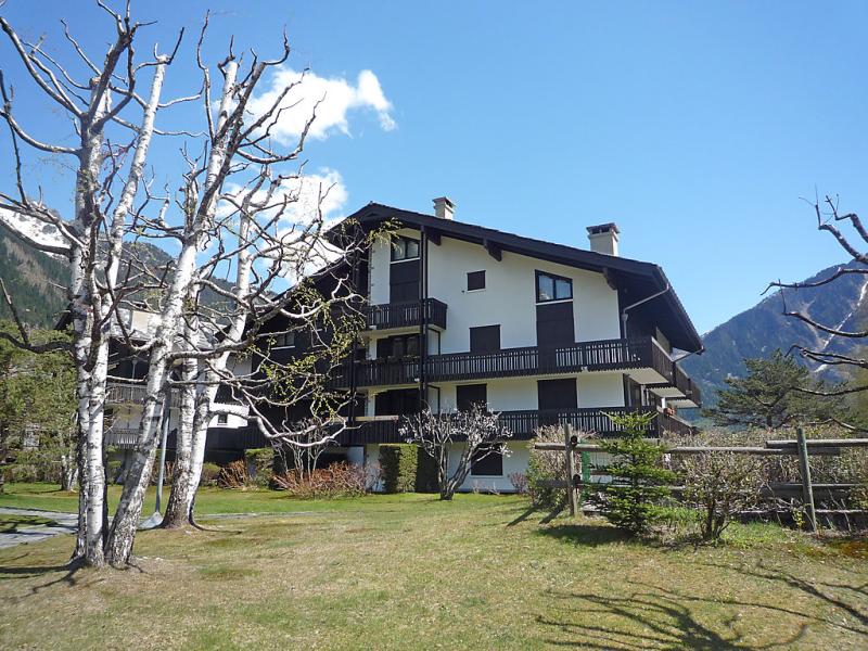 1495343,Apartamento en Chamonix - Les Praz, Haute-Savoie, Francia para 4 personas...