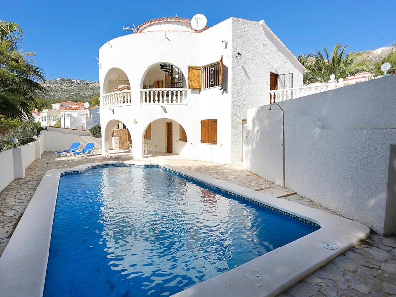 1495408,Villa en Alcocéber-Alcossebre, Costa del Azahar, España  con piscina privada para 6 personas...