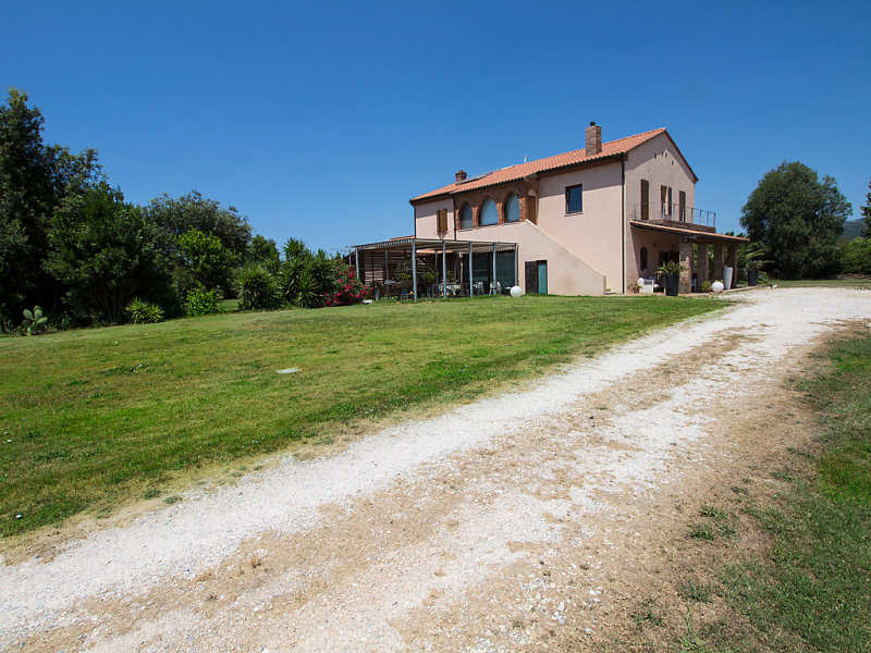 Susan home 1495433,Casa rural en Campiglia Marittima, en Toscana, Italia para 5 personas...