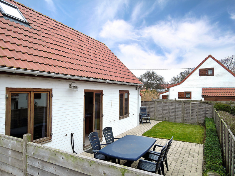 Vissershuisje ref 141 1495521,Casa rural en Bredene (Duinen), West Flanders, Bélgica para 6 personas...