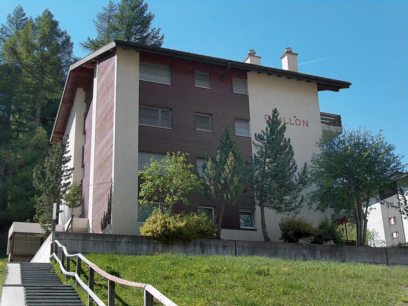 Grillon 1495721,Apartamento en Zermatt, Wallis, Suiza para 4 personas...